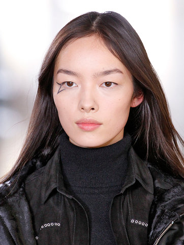 Anthony Vaccarello fw 2015